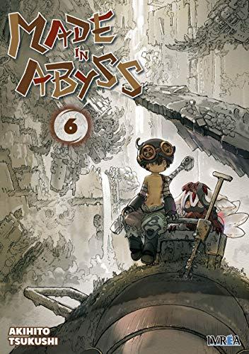 Made in Abyss: 6 por Hiroji Mishima,Ichiei Ishibumi,Zero Miyama,Damian Gaggero