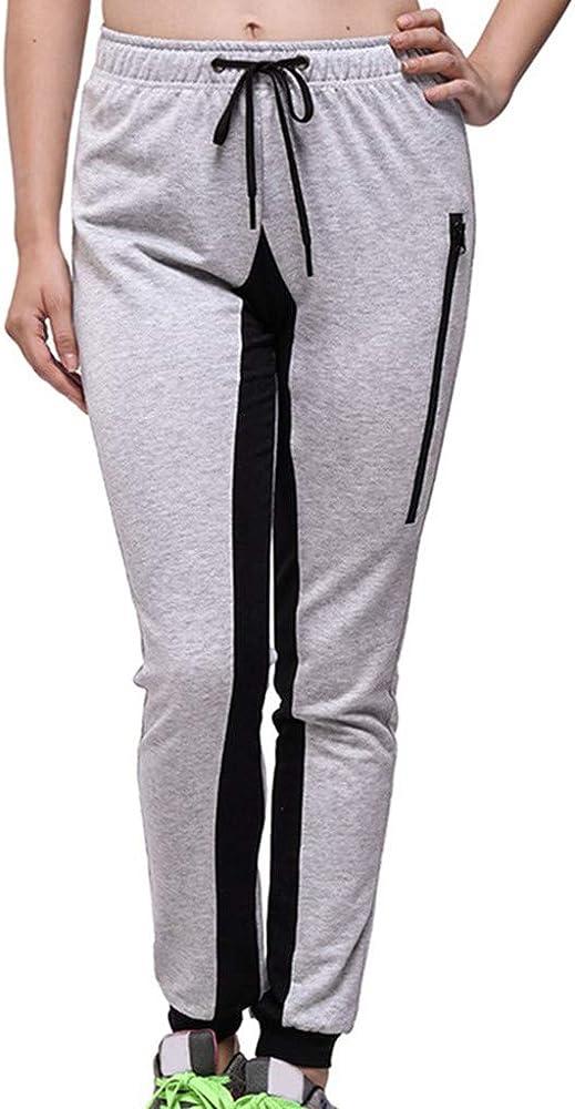TOPKEAL Pantalones de Mujer Joggers Pantalones Chándal Fitness ...