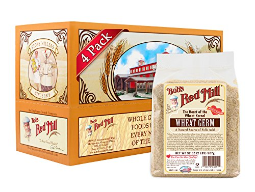 Price comparison product image Bob's Red Mill Wheat Germ,  32-ounce (Pack of 4)