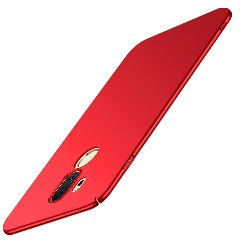 Negro Funda LG G7 ThinQ,HDOMI S/úper Delgada y Buena Calidad Cover,Carcasa de Protecci/ón Trasera Caso para LG G7 ThinQ