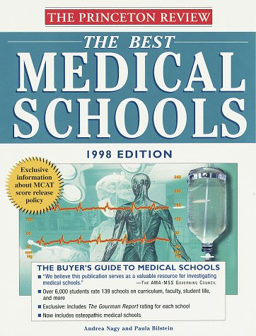 Best Medical Schools, 1998 Edition (Annual)