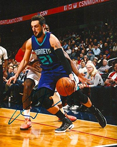 Signed Marco Belinelli Picture - 8X10 COA - Autographed NBA Photos