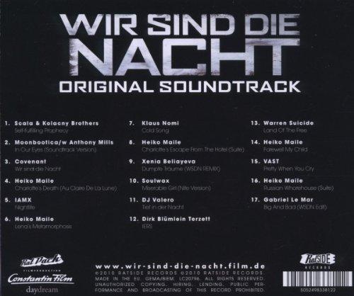 Wir Sind Die Nacht by Ministry of Sound De