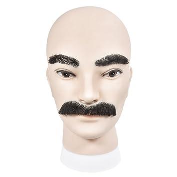 Maniquí cabeza masculina profesional maniquí calvo cabeza ...