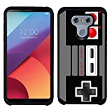 One Tough Shield Dual Layer Hubrid Shock Absorbing Phone Case (Black/Black) for LG G6 -Game Controller Review
