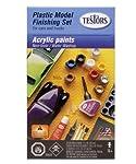 Testors 9163BT Acrylic Paint Finishing KIT, Multicolor by Testors Home