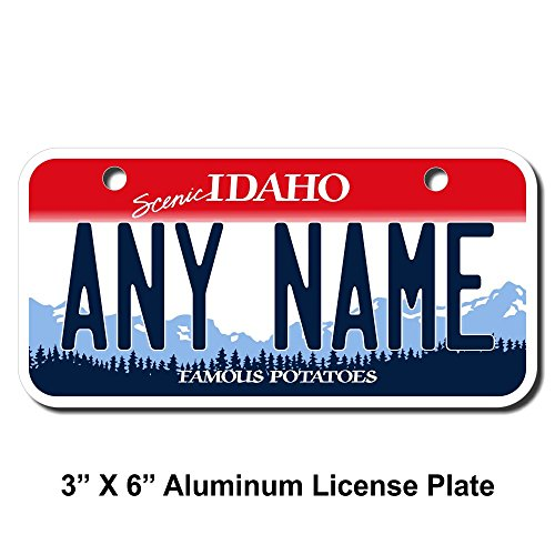 Idaho License Plates for sale   Only 2 left at -70%