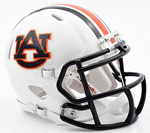 - NCAA Auburn Tigers Speed Mini Helmet