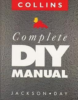 Collins complete diy manual albert jackson 9780007425952 amazon collins complete diy manual solutioingenieria Images