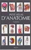 Petit atlas d'anatomie : 68 planches en couleur