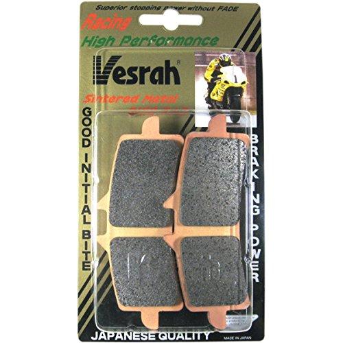 ベスラ Vesrah ブレーキパッド 12年 GSX-R1000 オーガニック フロント 1721-1437 VD-9031RJL   B01MCRVISF