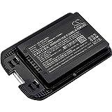 Cameron-Sino Replacement Battery for Symbol Barcode, Scanner MC40, MC40C, MC40N0