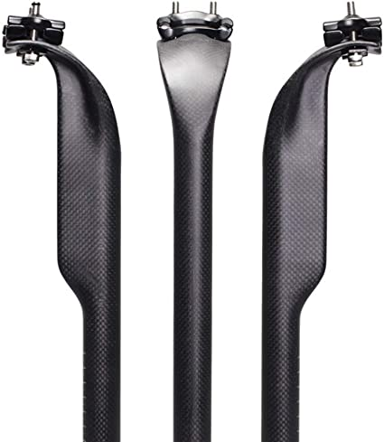 31 Sattelstütze 6 mm 20 ° Radfahren Zubehör Vollcarbon Sitz Ultraleicht