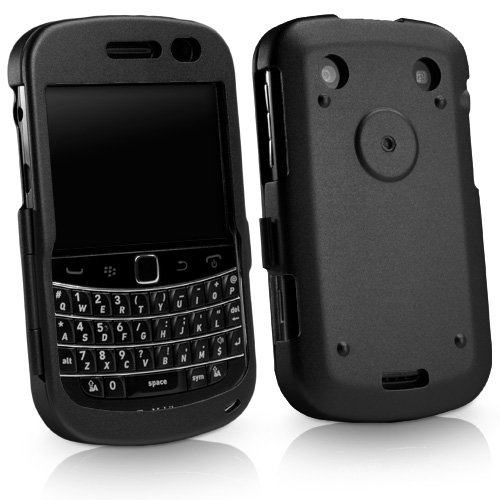 - BoxWave BlackBerry Bold 9900 Case, [AluArmor Jacket] Rugged Armor Metal Cover for BlackBerry Bold 9900 - Jet Black