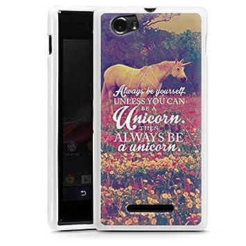 sale retailer 2e0fd c9c49 Sony Xperia M C1905 Case Cover Shell Silicone Case: Amazon.co.uk ...