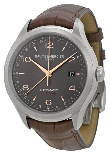 baume-mercier-mens-bmmoa10111-clifton-analog-display-swiss-automatic-brown-watch