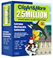 Clipart & More 2.5 Million