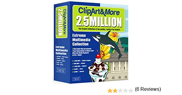 Amazon.com: Clipart & More 2.5 Million
