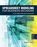 Spreadsheet Modeling for Business Decisions 4th Edition