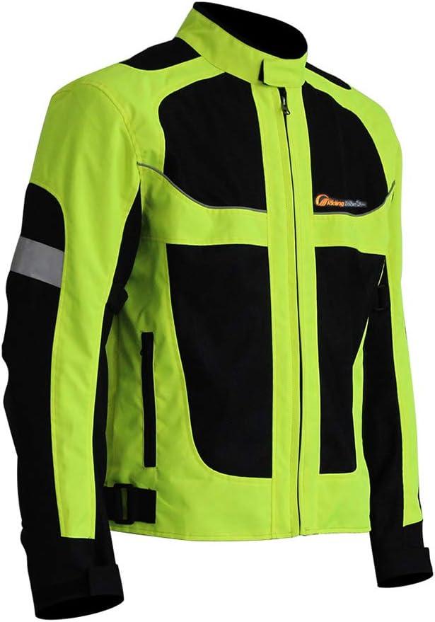 Lkn invernale calda giacca antivento abbigliamento moto da corsa con cotone strato termico