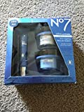 No7 Lift & Luminate Skincare Kit - 3 piece kit from Boots No 7 - Serum, Day Cream, Night Cream