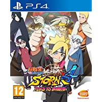 Bandai Namco Entertainment Naruto Shippuden Uns4 : Road To Boruto [Playstation 4]