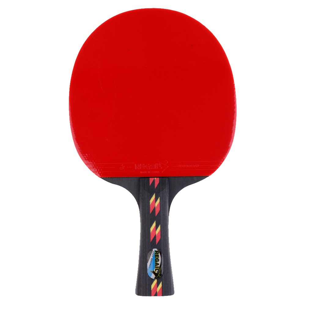 fenteerロングハンドルshake-handテーブルテニスラケットピンポンパドルBat B073CT2TC3 withバッグカバーボールセット B073CT2TC3, 実用衣料のアカキタ:27b68823 --- gamenavi.club