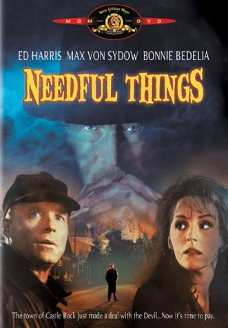 MGM (Video & DVD) Needful Things price tips cheap