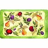 Apache Mills 60-122-0148-18X30 Napa Fruit Kitchen Mat, 18-Inch by 30-Inch