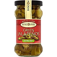 Discovery - Mexican - Green Jalapeños - Extra