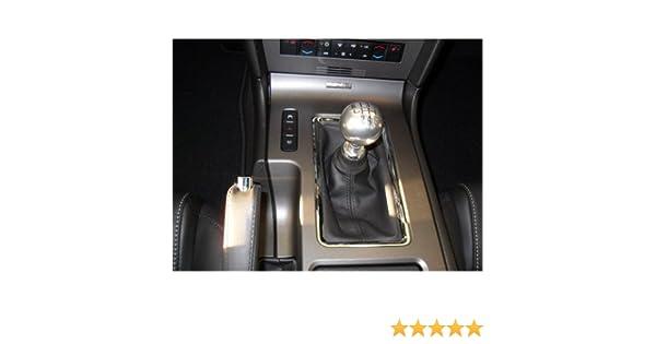 LT Sport 842148178650 for Ford Explorer//Mustang//Taurus//Escort Black Shift Knob Boot Cover
