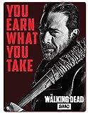 the walking dead season 5 poster - The Walking Dead OFFICIAL Negan