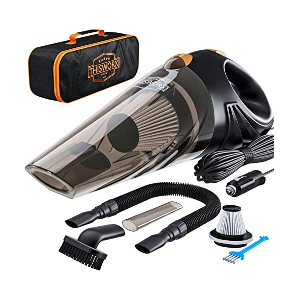 ThisWorx For TWC 01 Car Vacuum   Corded