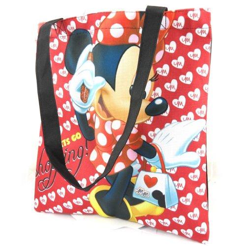 Shopping bag Minnie rosso. El Mejor Barato Al Por Mayor Barato Conseguir Auténtica yLGfeld1