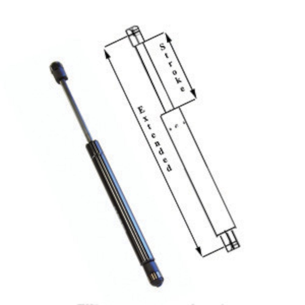 AP Products 010610#100 28 Gas Spring
