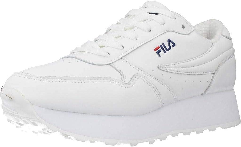 Fila Orbit Zeppa Low Wmn 1010311-1fg, Zapatillas Mujer: Amazon.es: Zapatos y complementos