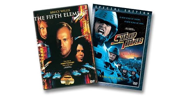 Starship Troopers [USA] [DVD]: Amazon.es: Casper Van Dien ...