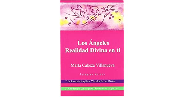 ANGELES, REALIDAD DIVINA EN+DVD: Marta Cabeza: 9788496707504: Amazon.com: Books