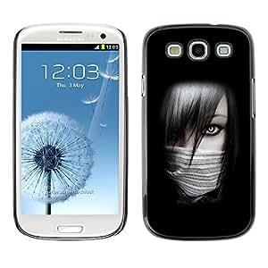 GagaDesign Phone Accessories: Hard Case Cover for Samsung Galaxy S4 - Sexy Ninja Girl