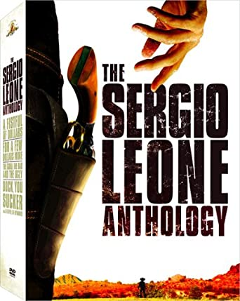 Sergio Leone Anthology [Reino Unido] [DVD]: Amazon.es: Cine y Series TV