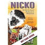 Nicko, the tale of a vervet monkey on an African farm