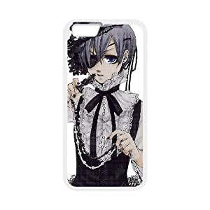 iphone6 4.7 inch phone cases White Black Butler fashion cell phone cases YEDS9160053