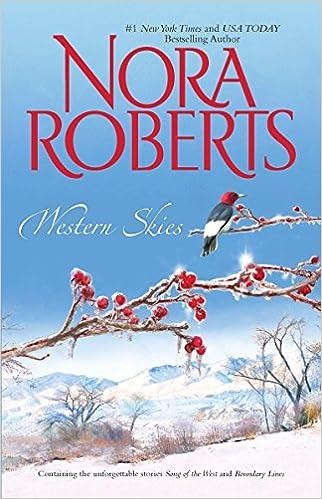 Western Skies: An Anthology: Nora Roberts: 9780373285822