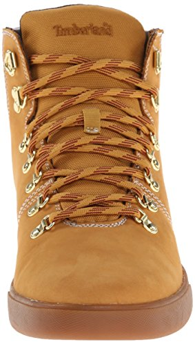 bf34793e Timberland Men's Groveton Alpine Boot, Wheat Nubuck/Wheat Chocolate, 10 M US