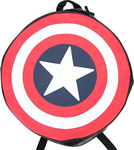 Marvel Comics Captain America Black