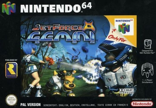 (Jet Force Gemini by Nintendo of)