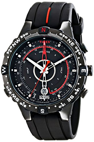 Timex T2N720 Intelligent Compass Silicone product image
