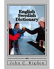 English / Swedish Dictionary: Svenska / Engelska Ordbok