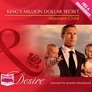King's Million Dollar Secret Audiobook