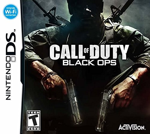 Call of Duty: Black Ops - Call Games Duty Ds